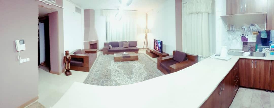 آپارتمان مبله 110 متری