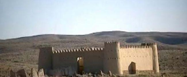 قلعه کرد علی بافت