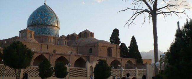 مقبره شاه نعمتالله ولی در ماهان