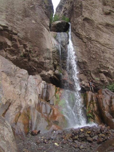 آبشار راین کرمان