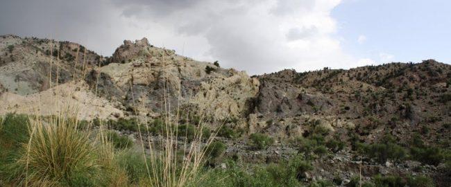 منطقه حفاظت شده سنگ مس بم کرمان