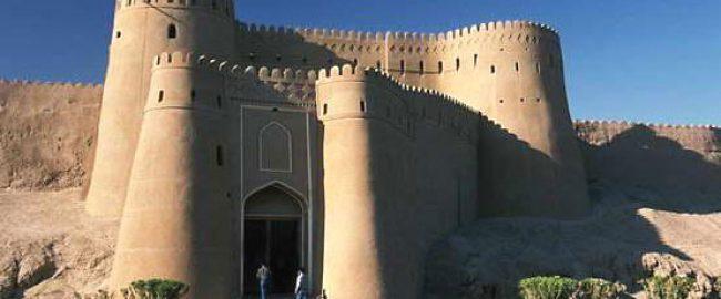 مسجد حضرت رسول بم کرمان