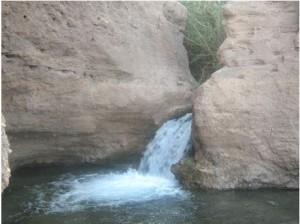 آبشار باغچمک بم کرمان
