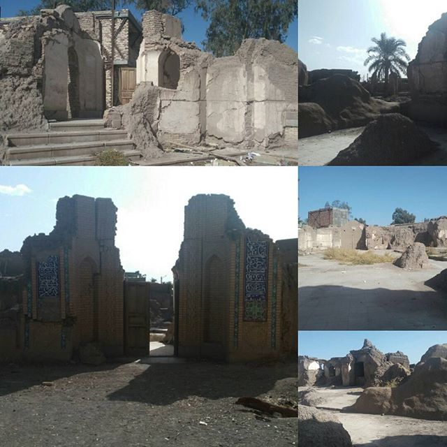 مسجد وکیل بم کرمان