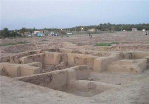 محوطه باستانشناسی روستای کنارصندل