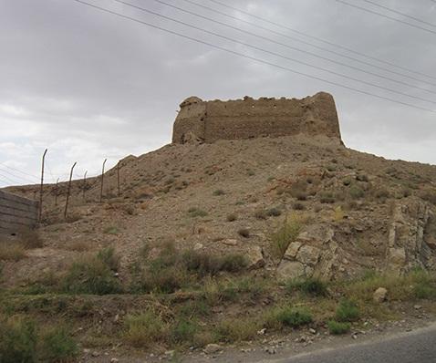 معبد آناهیتا در خنامان