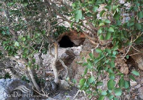غار میرزا رفسنجان